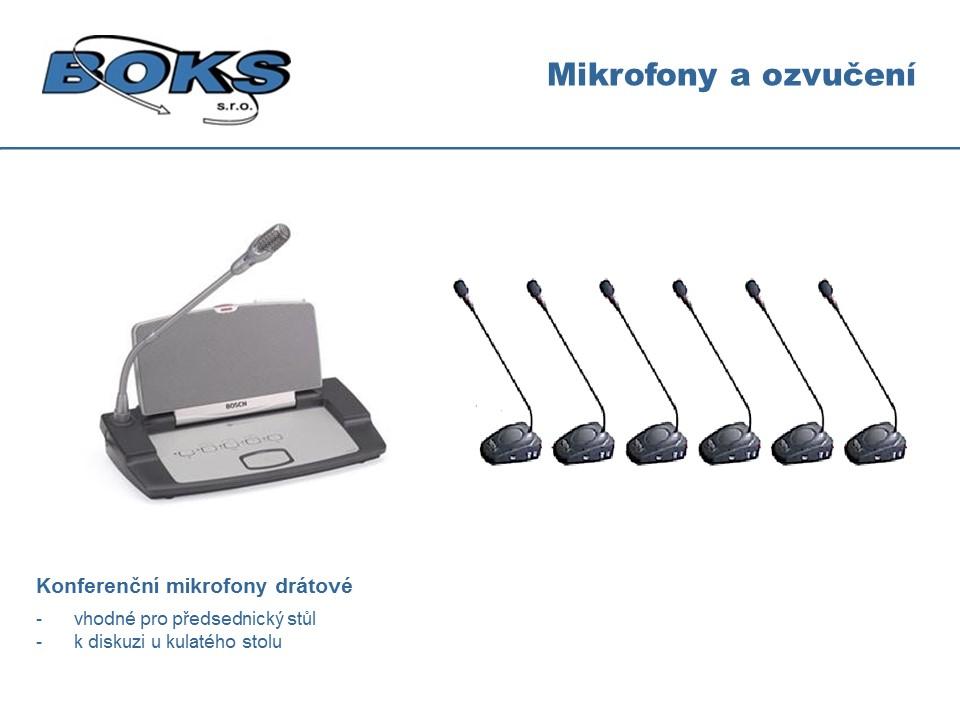 mikrofony II