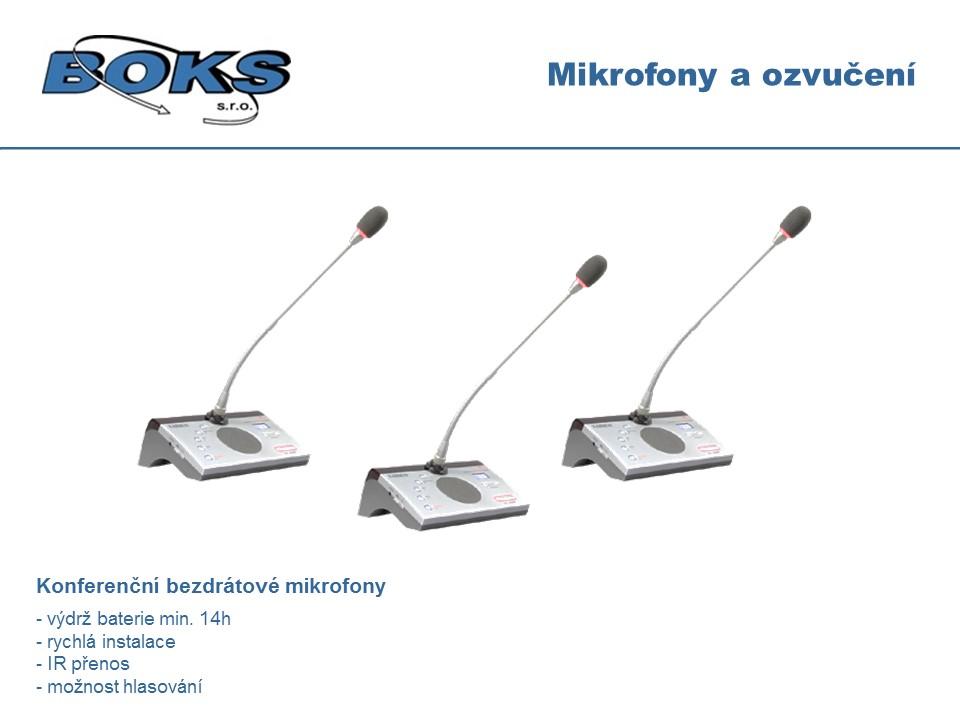 mikrofony III